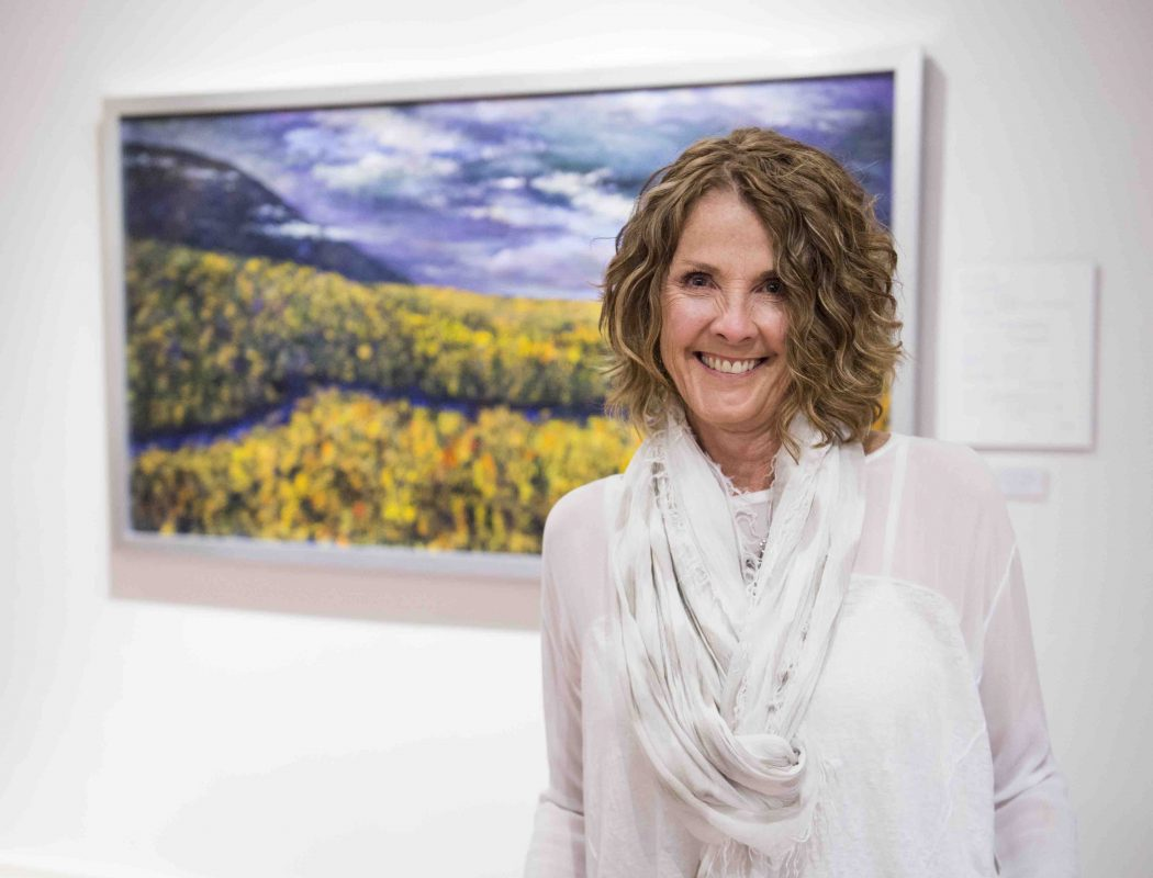 It's About Nature for Sun Valley Artist Deborra Marshall Bohrer by Sabina Dana Plasse