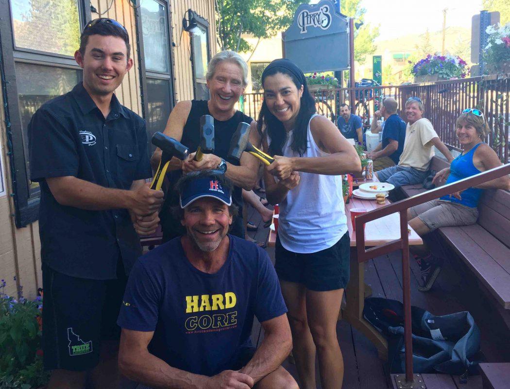 Baldy Buddy Hike and Mountain Warrior Decathlon by Bill Nurge