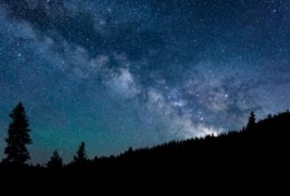 Central Idaho Dark Sky Reserve is Changing How We See the Stars by Sabina Dana Plasse, Photo by Nils Ribi