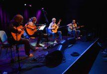 International Guitar Night by Courtney Lauck