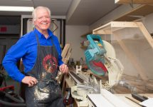Spotlight on Gail Severn Gallery's John Studebaker by Courtney Lauck