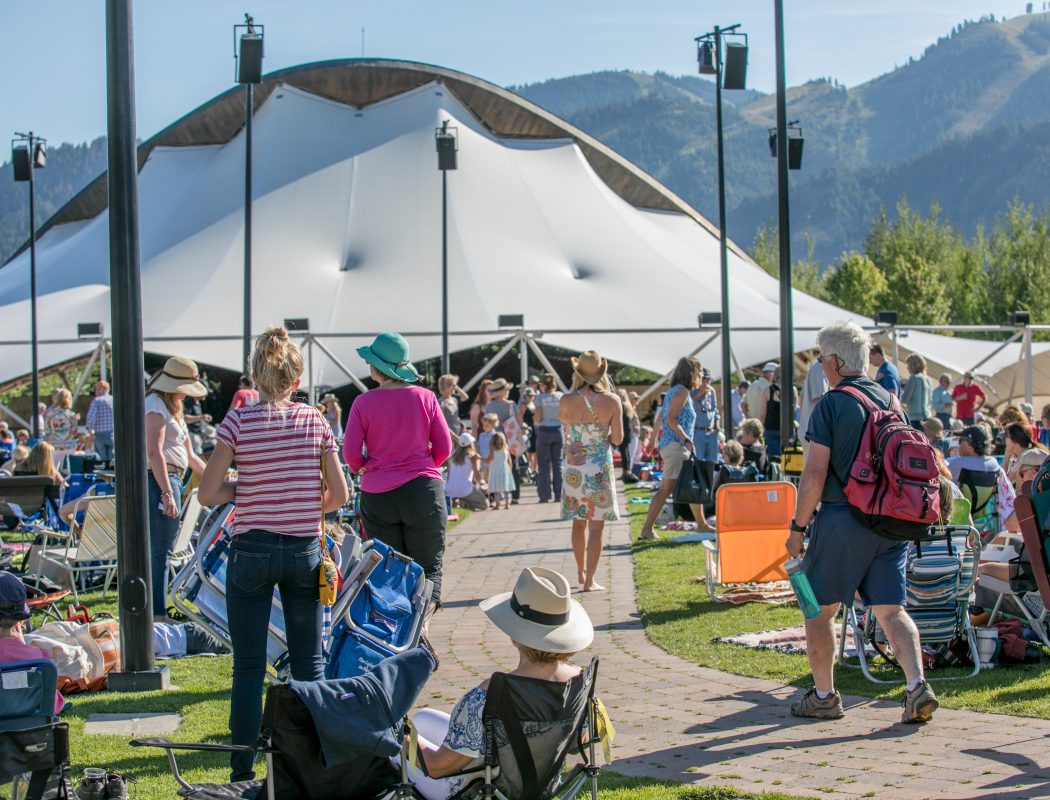 Sun Valley Summer Symphony: Hear the Light