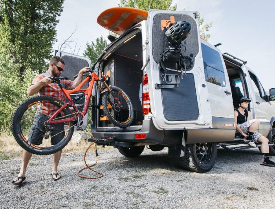 Sync Vans: On a Journey to Explore by Sara Sheehy, Photos by Ray Gadd