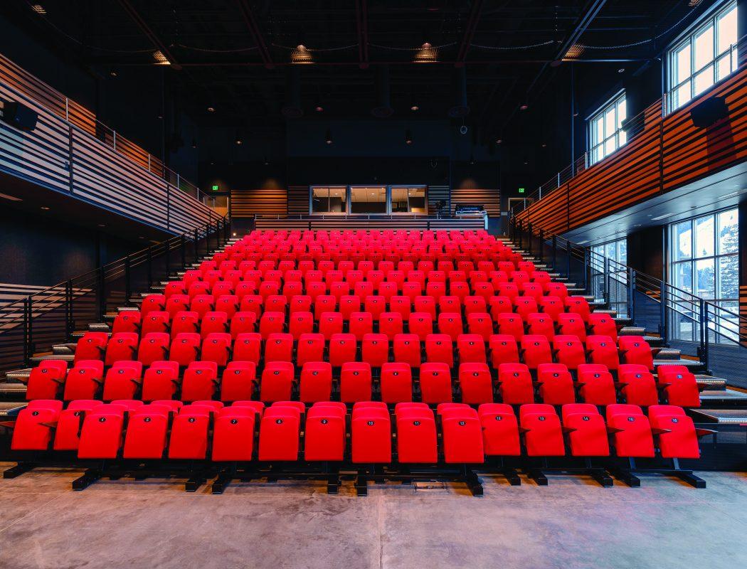 The Argyros Performing Arts Center Opens     by Sabina Dana Plasse,  Photos by Steve Dondero, Sara Sheehy, and Marshall Rawlings