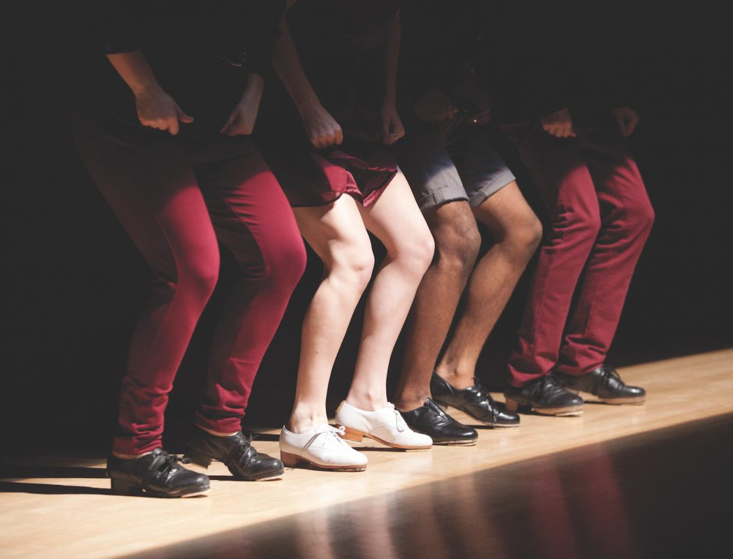 Dorrance Dance brings its tap, movement, and sound to Sun Valley by Sabina Dana Plasse