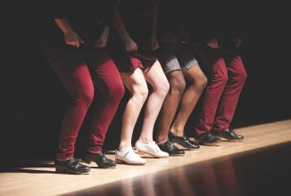 Dorrance Dance brings its tap, movement, and sound to Sun Valley