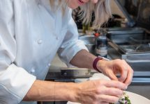 Featured Foodie: Knob Hill's Head Chef Sarah Janego