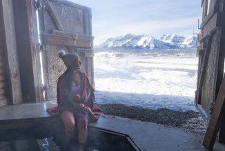 WinterCation in Stanley by Sabina Dana Plasse