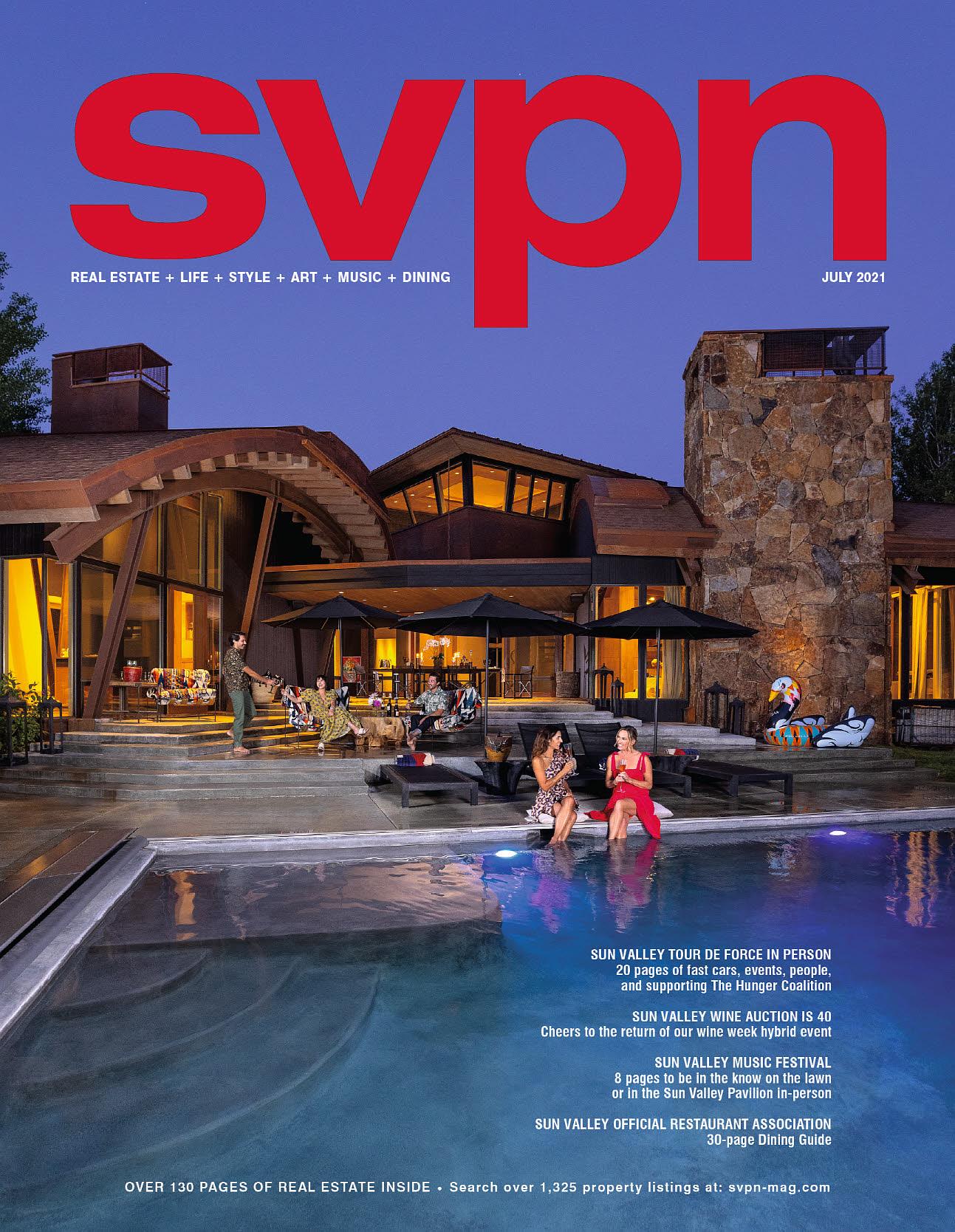 SVPN July Cover 2021
